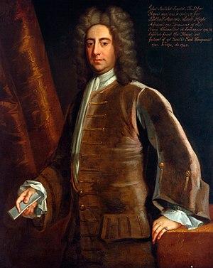 John Aislabie - Image: John Aislabie