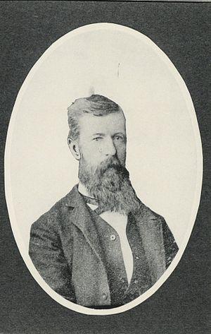 John Cameron (Alberta politician) - John Cameron during his time as a school board trustee