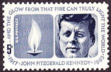 John F Kennedy 1964 Issue-5c.jpg