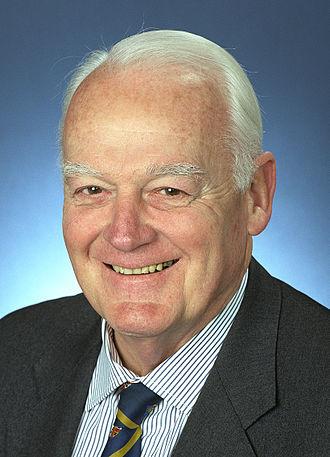 John Herron (Australian politician) - Image: John Herron, AO (1)