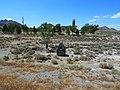 John Kirchen Historical Marker, and a View South of U.S. 95, Tonopah, NV - panoramio.jpg