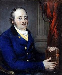 John marshall portrait