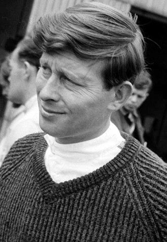 John Taylor (racing driver) - Taylor at the Nürburgring in 1966