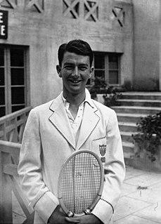 John Van Ryn American tennis player