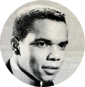 Johnny Nash - Johnny Nash in 1965