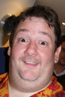 Johnny Vegas English actor, ceramicist and comedian