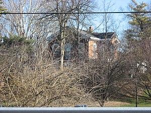 Jonas Votaw House - Jonas Votaw House, January 2012