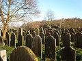Joodse Begraafplaats Muiderberg Graeber3.JPG