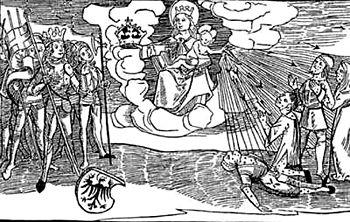"""""""God punishes humanity with syphilis"""", Joseph Grünpeck"""