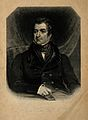 Joseph Hume. Stipple engraving by J. Brown after J. Stewart. Wellcome V0002944.jpg