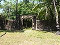 Joseph island réclusion cellblock entrance.jpg