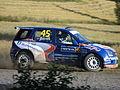 Jozef Béreš Rally Finland 2006 Moksi-Leustu.JPG
