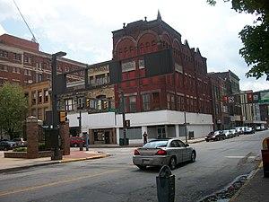Western Pennsylvania - Image: Jtowndowntown