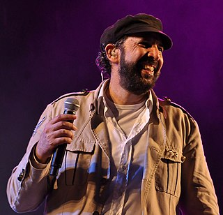 Juan Luis Guerra Dominican musician, singer, composer,  and record producer