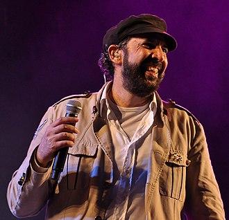 Juan Luis Guerra - Juan Luis Guerra, Santo Domingo, 2012.