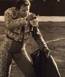 Julio Aparicio Díaz Spanish bullfighter from Seville