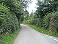 Junction of the lanes to Cold Weston and Red Furlongs - geograph.org.uk - 1443392.jpg