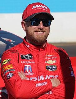 Justin Allgaier American stock car racing driver