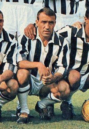 Luis del Sol - del Sol at Juventus in 1963