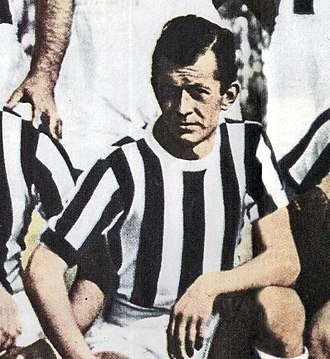 Ermes Muccinelli - Muccinelli with Juventus in the 1951–52 season
