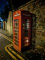 K6 Telephone Kiosk Adjoining Castle Wall, Lenton Road, Nottingham (2).jpg