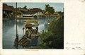 KITLV - 1403184 - Malay village - 1900-1906.tif