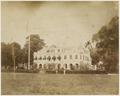 KITLV - 39002 - Muller, Julius Eduard - Paramaribo - The government building in Paramaribo - circa 1885.tif