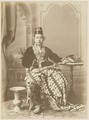 KITLV 10005 - Kassian Céphas - Javanese man in court dress, belonging to the fam - Around 1885.tif