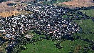 Bakov nad Jizerou Town in Central Bohemian, Czech Republic