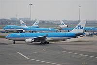 PH-AOD - A332 - KLM