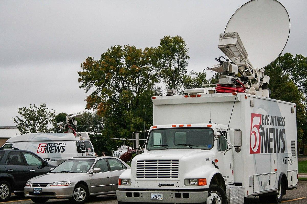 Satellite Truck Wikipedia