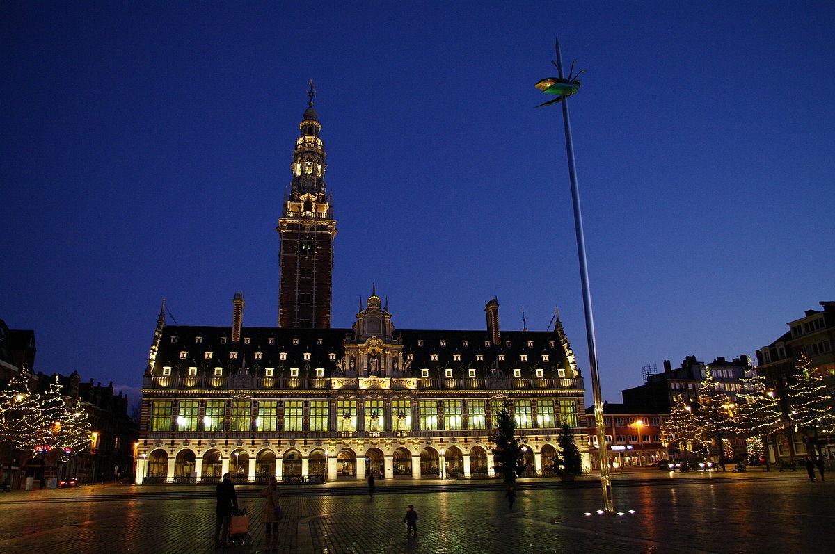 List of universities in Belgium - Wikipedia