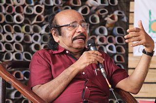 K. Satchidanandan Indian poet