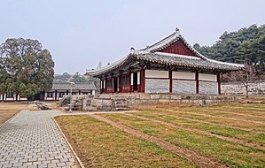 Songgyungwan - Image: Kaesong Museum Building 2014