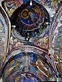 Kakopetria Kirche Agios Nikolaos tis Stegis Innen Kuppel & Gewölbe 1.jpg
