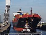 Kalliopi R.C. (ship, 1991), IMO 8902565, MMSI 636016907, Callsign D5IJ3, Port of Antwerp pic1.JPG