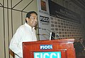 "Kamal Nath delivering a Special Address on ""WTO and The Doha Development Agenda The Way Forward"" at an interaction with representatives of trade and industry.jpg"