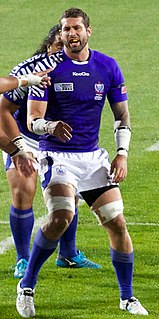 Kane Thompson New Zealand rugby union player