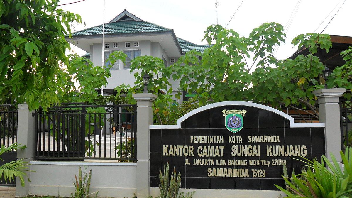 Sungai Kunjang, Samarinda - Wikipedia bahasa Indonesia