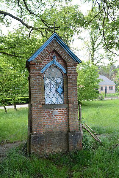 Kapel Troosteresse der bedrukten, veldkapel, Herselt