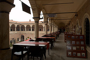 Manisa - 19th century Yeni Han caravanserai built by Karaosmanoğlu family in Manisa