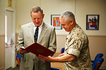 Karls Receives 35 Year Federal Length of Service Award 141021-M-HW460-027.jpg