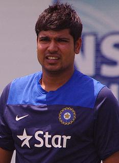 Karn Sharma Indian cricketer