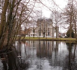 Gentbrugge - Image: Kasteel de Pélichy 2 2016 Gentbrugge