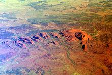 Kata Tjuta, Northern Territory - Tourism Australia