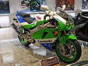 Kawasaki Ninja ZX-7R - 1991 Kawasaki Ninja ZX-7