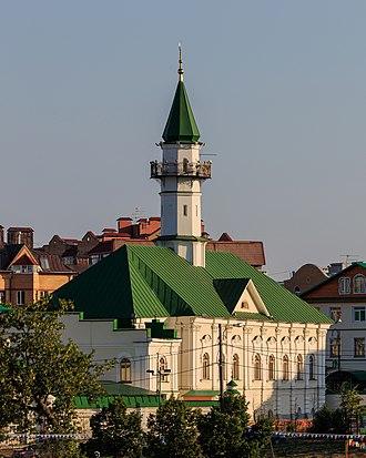 Tatar mosque - Märcani Mosque
