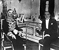 Kazimierz Papée, Edvard Beneš, 1937.jpg