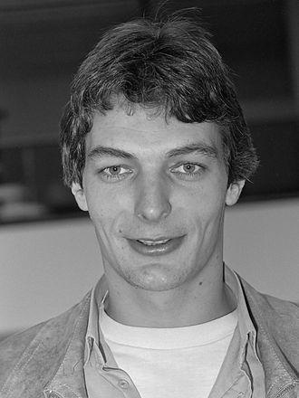 Kees Akerboom Sr. - Akerboom, in 1980.