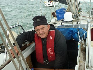 Keith White (yachtsman) Disabled British yachtsman
